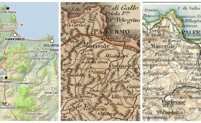 manuele gaetano troina sicily map - photo#3
