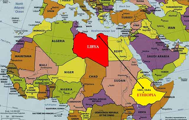 libya-location
