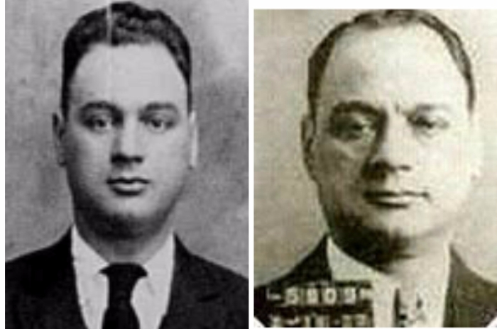Vincent Mangano 1920 and 1937