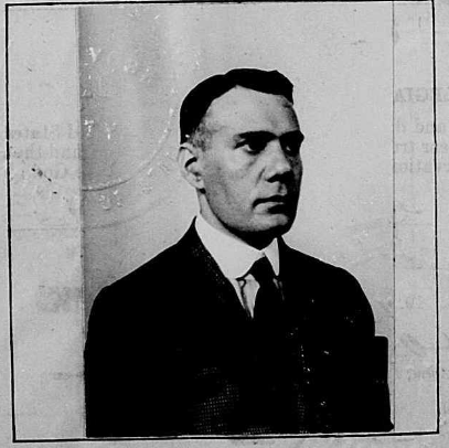 Charles Salvatore Streva 1920 passport photo